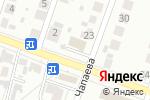 Схема проезда до компании Авто-Профи в Новосибирске