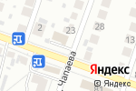 Схема проезда до компании ЛАН24 в Новосибирске
