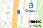 Схема проезда до компании Живой Огонь в Новосибирске