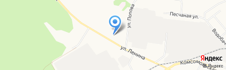 Банкомат МДМ Банк на карте Бердска