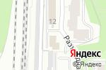 Схема проезда до компании Клиника Пасман в Новосибирске
