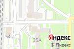 Схема проезда до компании Зетлайн в Новосибирске