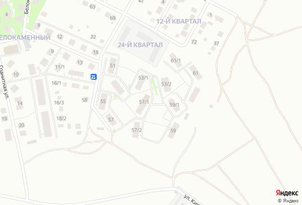 ЖК Белокаменный (2 очередь)