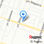 Подвалторг на карте Новосибирска
