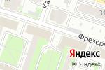 Схема проезда до компании Отдел полиции №9 в Новосибирске