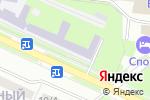 Схема проезда до компании Пересвет в Бердске
