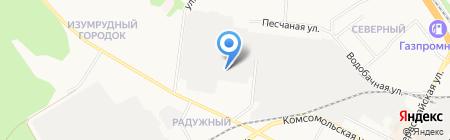 Домашняя кухня на карте Бердска