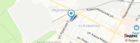 Эксперт на карте Бердска
