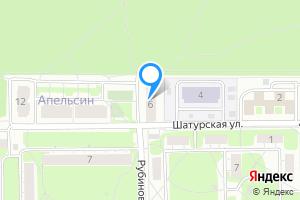 Однокомнатная квартира в Новосибирске м. Площадь Маркса, Советский район, микрорайон Академгородок, Шатурская улица, 6