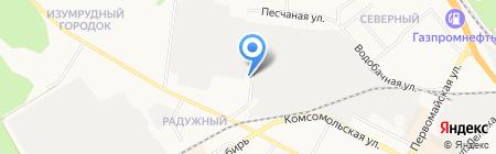 AutoSound на карте Бердска