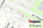 Схема проезда до компании Перспектива в Бердске