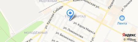 Центр развития образования на карте Бердска