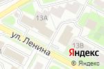 Схема проезда до компании Хмельная бочка в Бердске