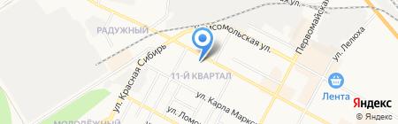 СоцТехГарант на карте Бердска