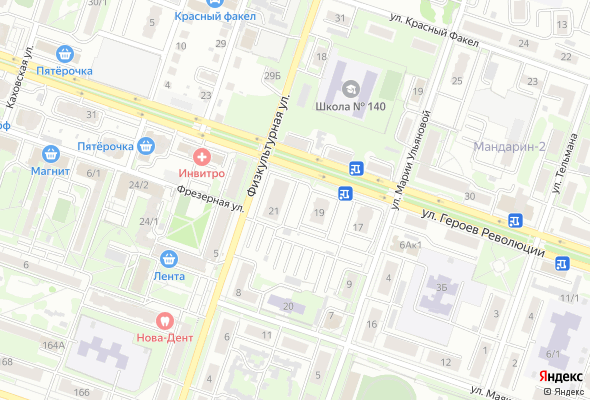 продажа квартир На Марии Ульяновой
