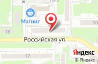 Схема проезда до компании Создание и сохранение семьи в Новосибирске