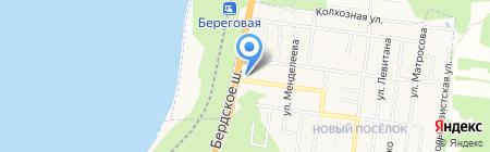 ШашлычОк`S на карте Бердска