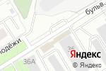 Схема проезда до компании Эберспехер Климатические Системы РУС в Новосибирске