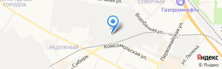Мастер-DENT на карте Бердска
