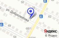 Схема проезда до компании ВОЕННЫЙ КОМИССАРИАТ Г. БЕРДСК в Бердске