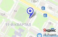 Схема проезда до компании КОЛЛЕГИЯ АДВОКАТОВ в Бердске