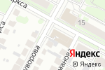 Схема проезда до компании Цирюльня в Бердске