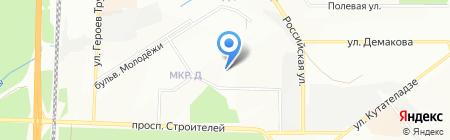 VicMan на карте Новосибирска