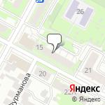Магазин салютов Бердск- расположение пункта самовывоза