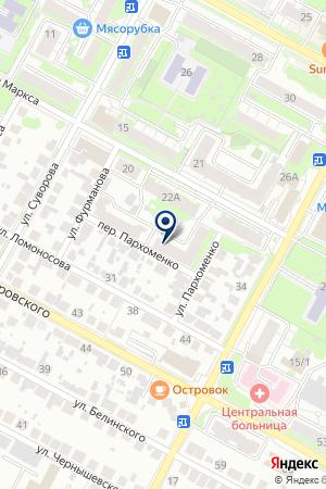 АВТОМАГАЗИН ТЕМП на карте Бердска
