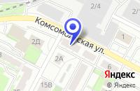 Схема проезда до компании АВТОМОЙКА АБЗАЦ в Бердске