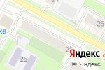 Схема проезда до компании TaSher в Бердске