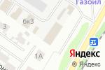 Схема проезда до компании СИАЛТ-НСК в Новосибирске