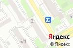 Схема проезда до компании Цветущий Сад в Новосибирске