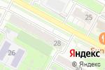 Схема проезда до компании SPA-Market в Бердске