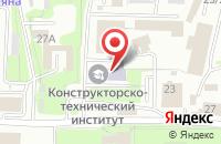 Схема проезда до компании Сибатэк в Новосибирске