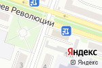 Схема проезда до компании Меланж в Новосибирске