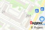 Схема проезда до компании Авторская клиника доктора Подойма в Бердске