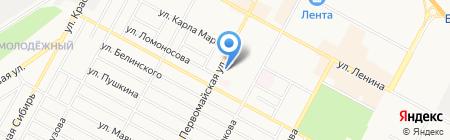 ННПЦТО на карте Бердска
