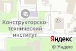 Схема проезда до компании ВартЭлектраТех в Новосибирске