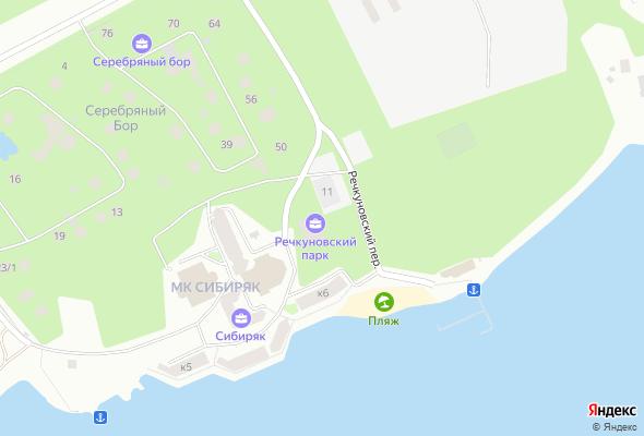 ЖК Речкуновский парк