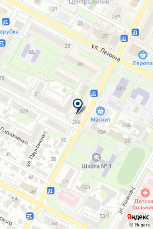 АГЕНТСТВО НЕДВИЖИМОСТИ ЗИНОВЬЕВА М.А. на карте Бердска