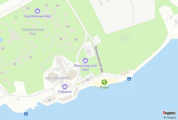 жилой комплекс Речкуновский парк