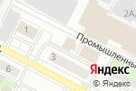 Схема проезда до компании Сибирский мастеровой в Бердске
