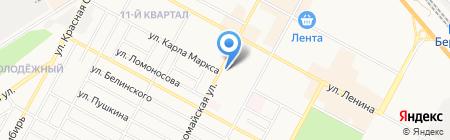 Confessa Style на карте Бердска