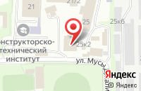 Схема проезда до компании Торговый Дом «Снегири» в Новосибирске