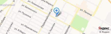 Банкомат Россельхозбанк на карте Бердска