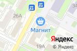 Схема проезда до компании СОГЛАСИЕ в Бердске