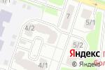 Схема проезда до компании Бэст-Лэнд в Новосибирске