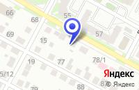 Схема проезда до компании СУПЕРМАРКЕТ ДЕСЯТКА в Бердске