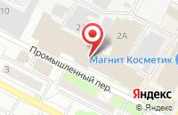 Схема проезда до компании Домоцентр-Бердск в Бердске